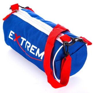 Niebieska okrągła torba męska na ramię Bag Street Extrem