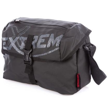 Nieprzemakalna torba męska na ramię Extrem czarna