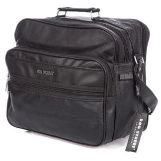 Duża pozioma torba męska na ramię do pracy Bag Street