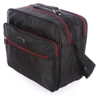 pozioma duża torba męska na ramię Bag Street do pracy